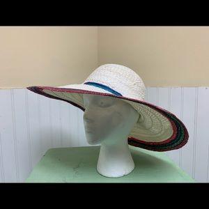 Wide Brim Summer Hat Pool Beach Cruise
